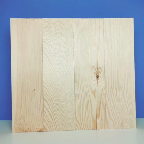 deska sosnowa klejona obraz string art